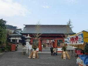 鵜戸神宮・神門