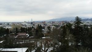 鶴ヶ城より1