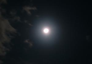 8月2回目の満月