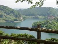 青蓮寺湖3