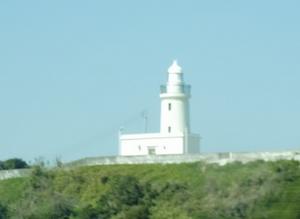 洲の崎灯台