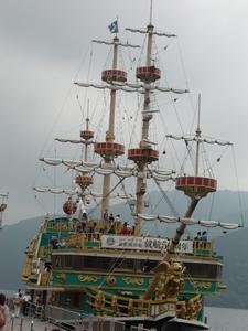 海賊船バーサ号