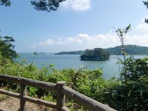 福浦島から1