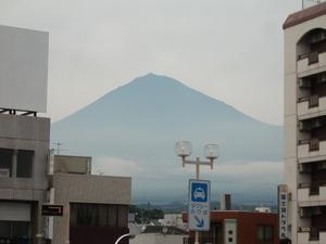 日本一のお山です