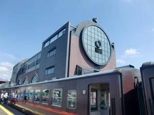 真岡駅 駅舎
