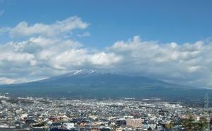 身延線最大の富士山ビュースポット
