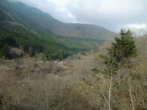 奥日光への道