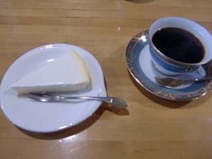 ニルバーナとコーヒーのセット