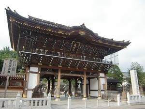 成田山・総門