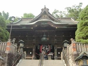 成田山・仁王門